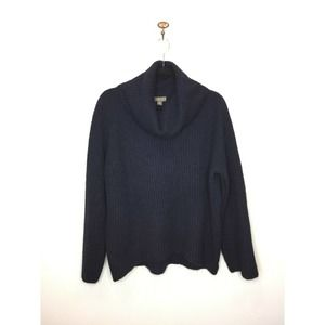 J. Crew Point Sur Ribbed Turtleneck Mohair Sweater